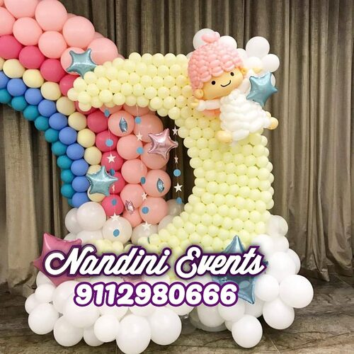 Balloon Decoration for Birthday in Pune