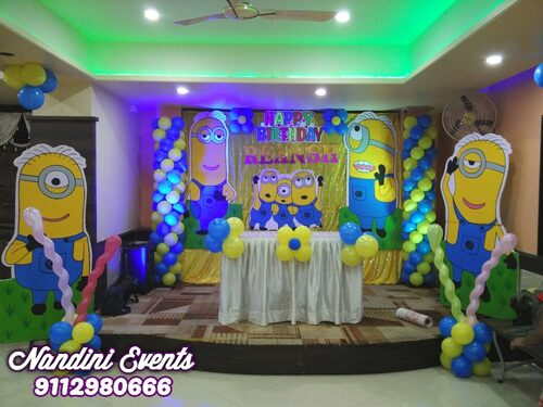 Birthday Party Themes Decoration In Pune