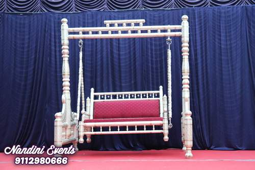 Baby Shower Swing | Dohale Jevan Jhula On Rent