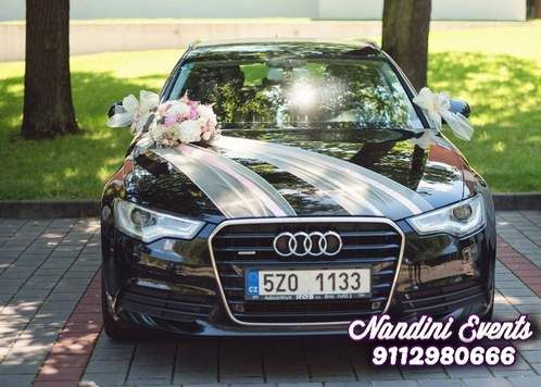 Wedding Car Decoration Pune