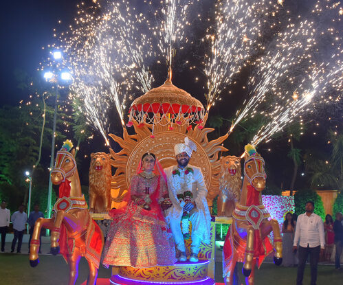 Wedding Special Entry In Pune