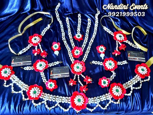 Artificial Flower Jewellery